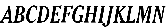 Thyssen J Italic  What Font is