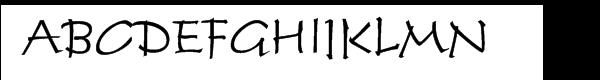 Time Script™ Light  नि: शुल्क फ़ॉन्ट्स डाउनलोड