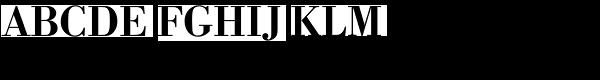 URW Bodoni Medium  What Font is