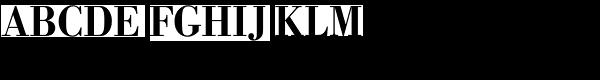 URW Bodoni Narrow Medium  What Font is