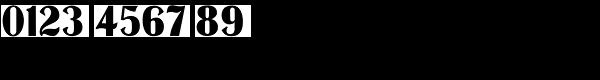 Valjean Normal Font OTHER CHARS