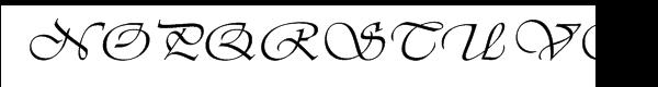 Vivaldi com plain font whatfontis