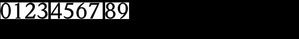 Weidemann Std-Medium Font OTHER CHARS