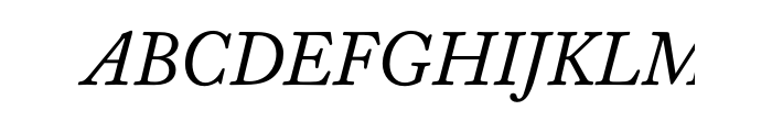 Williams Caslon Text Italic OT  What Font is