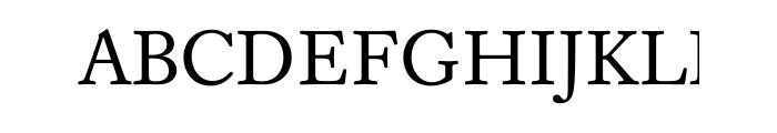 Williams Caslon Text Regular OT  What Font is