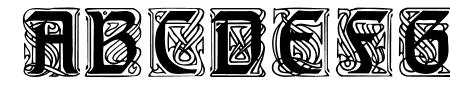 Carrick Regular Sample