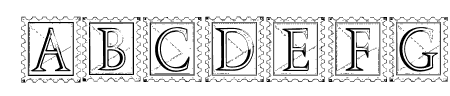 Deco Stamp Sample