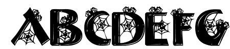 Halloween Spider Sample