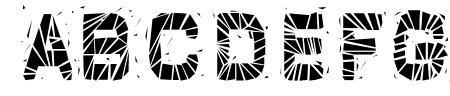 Glaz Krak solid Sample