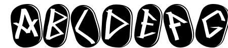 Runez of Omega Sample