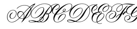 Old Script Sample