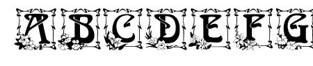 Capitular Floral Sample