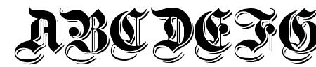 ShadowedGermanica Sample