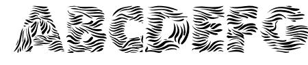 Zebra Sample