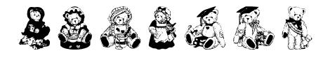 Cherished Teddies Sample