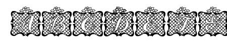 Lattice Letter Sample