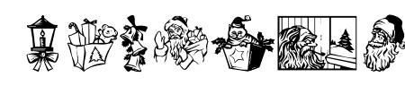 KR Christmas Dings 2004 Three Sample