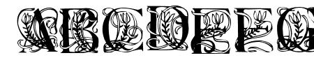 Elzevier Caps Sample