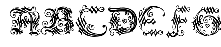 OrnamentalInitial Sample