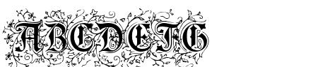 Foliar Initials Sample