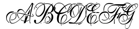 Eutemia I Italic Sample
