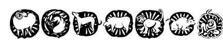 KR Chinese Zodiac Sample