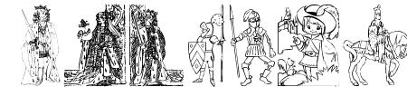 001 Medieval Daze Sample