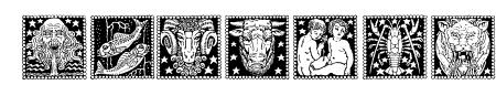 Tierkreis 4 Sample