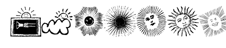 SunAndFriends Sample