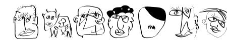 CalligrSketches Sample