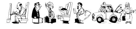 PassengersFun Sample