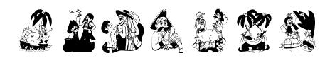 PiratesOne Sample