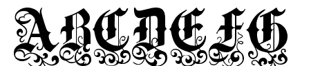 VictorianText Sample