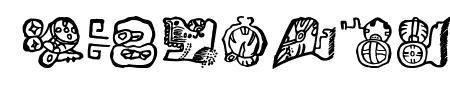 MayanMexicanSymbols Sample