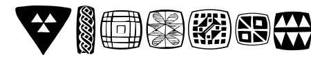 AfricanSymbols Sample