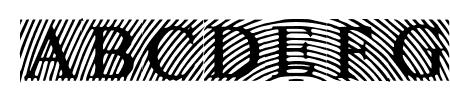 LowEngravedCapsDark Sample