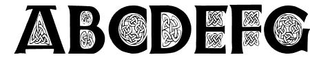 Farnoe Initials Sample