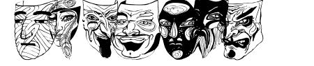 MaskenballTwo Sample