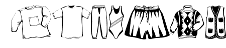 Clothes Sample