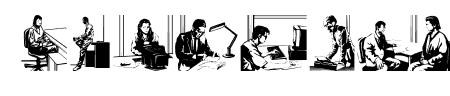 BusinessPeople Sample