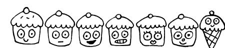 Pea Jelene's Doodles Sample
