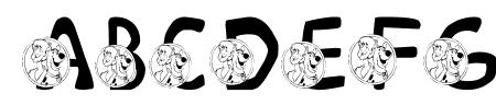 LMS Scooby Dooby Doo Sample
