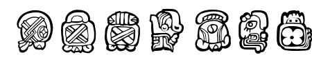 MAIA ideograph Sample