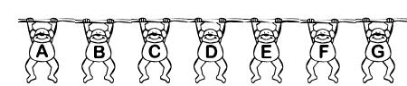 BB Monkey Sample