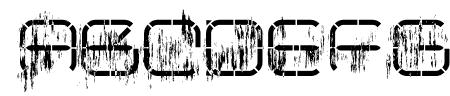 R-2014 Eroded Sample