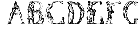 DaumierComique1836 Sample