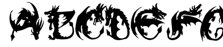 EG Dragon Caps Sample