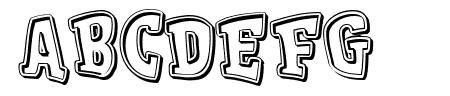 Vdevaca-Bold Sample