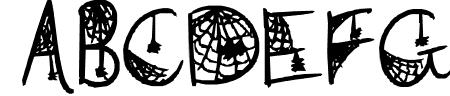 Cobwebbed Sample