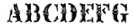 Fusty Saddle Sample